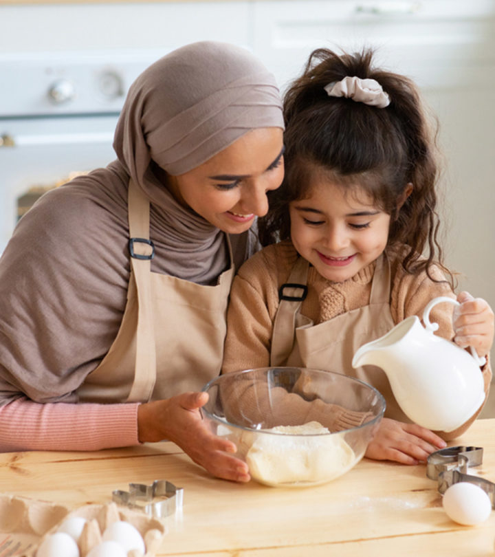 Super Easy Recipes To Try When Cooking With Kids]