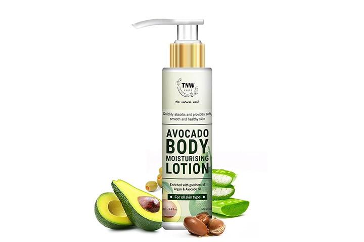 TNW-The Natural Wash Avocado Moisturizing Lotion