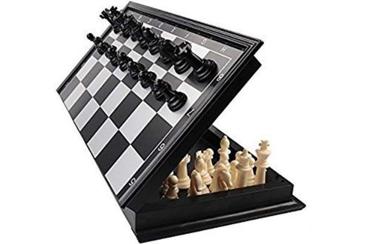 TWS Magnetic Educational Toys Travel Chess Set
