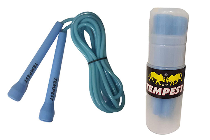 Tempest Blue Home Exercise Skipping Rope