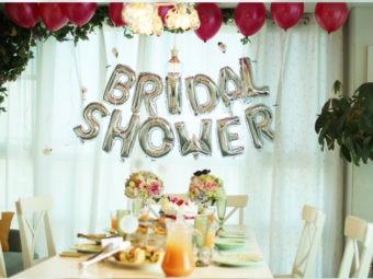 30 Unique And Fun Bridal Shower Games