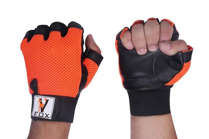 V Fox Gym Gloves