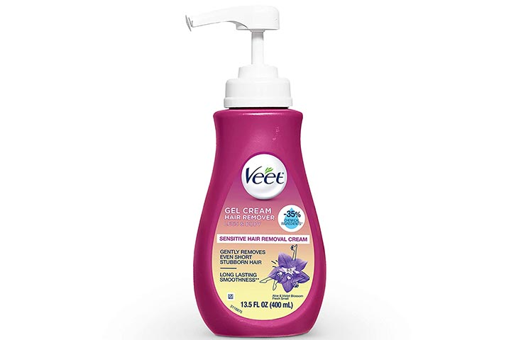 Veet Hair Remover Gel Cream