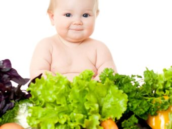 Vegetables For Babies: What To Eat And What To Avoid