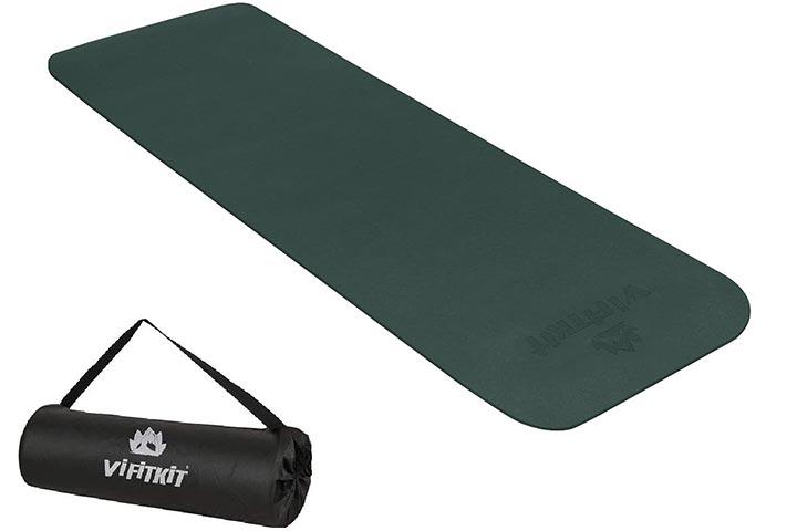Vifitkit Extra Cushion Soft Texture Yoga Mats