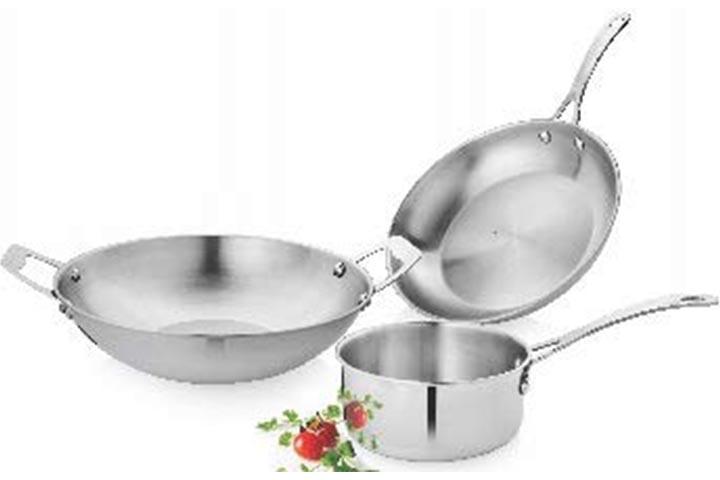 Vinayak International Stainless steel Cookware