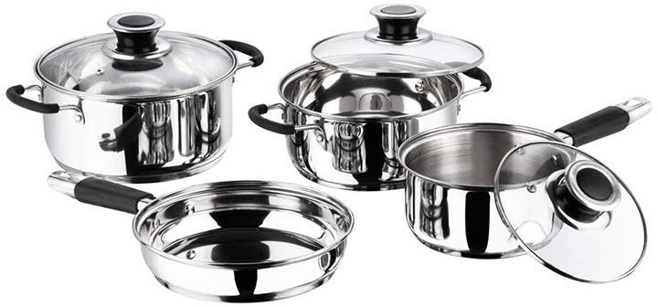 Vinod Stainless Steel Cookware