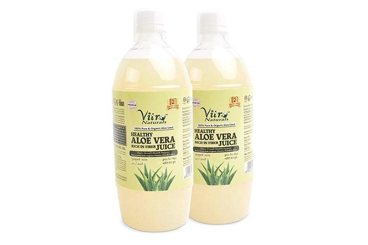 Vitro Naturals Aloe Vera Healthy Juice