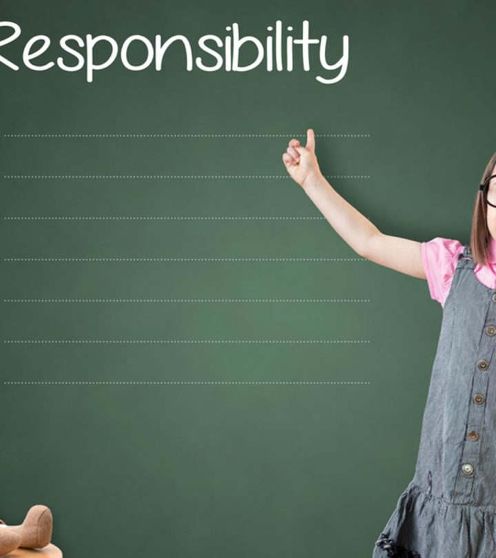 What Are The Responsibilities Of A Child And How To Teach Them