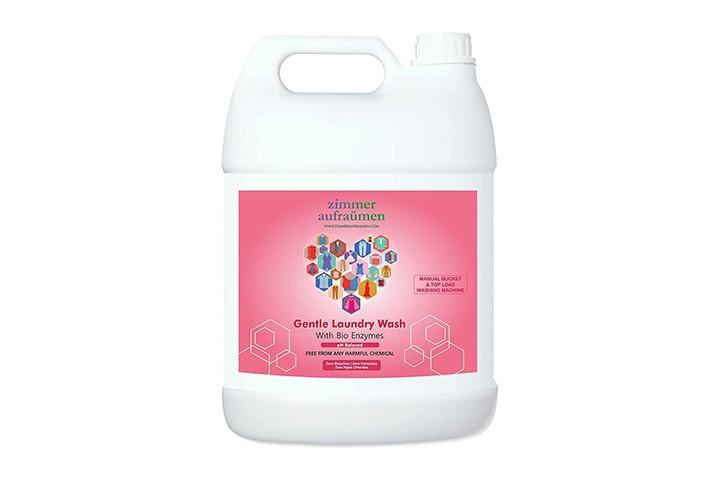 Zimmer Aufraumen 2x Power Laundry Liquid Detergent