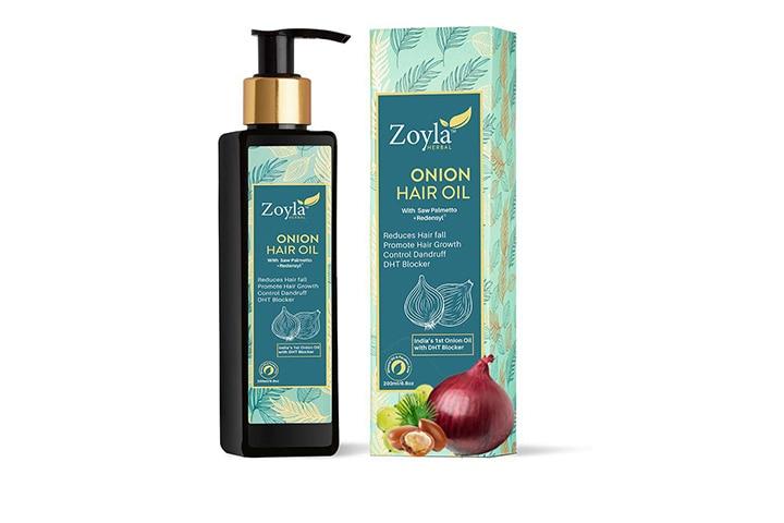 Zoyla Herbal Onion Hair Oil
