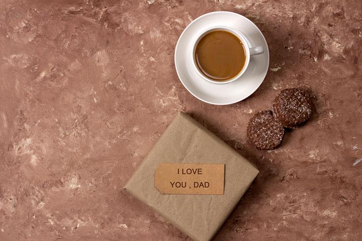writing on coffee