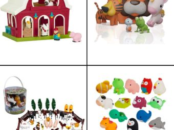 10 Best Animal Toys For Toddlers In 2021