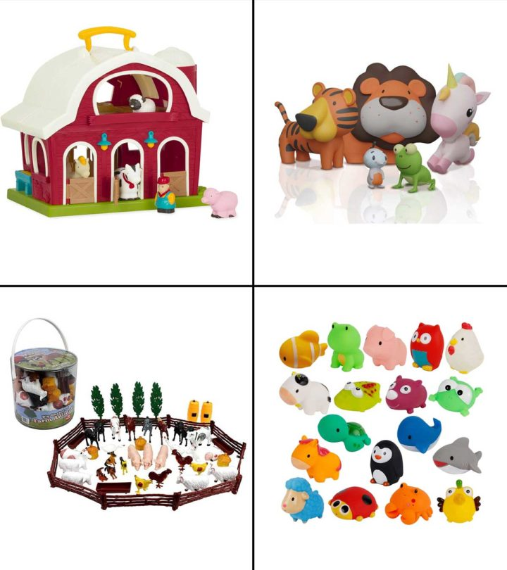 10 Best Animal Toys For Toddlers In 2021-1