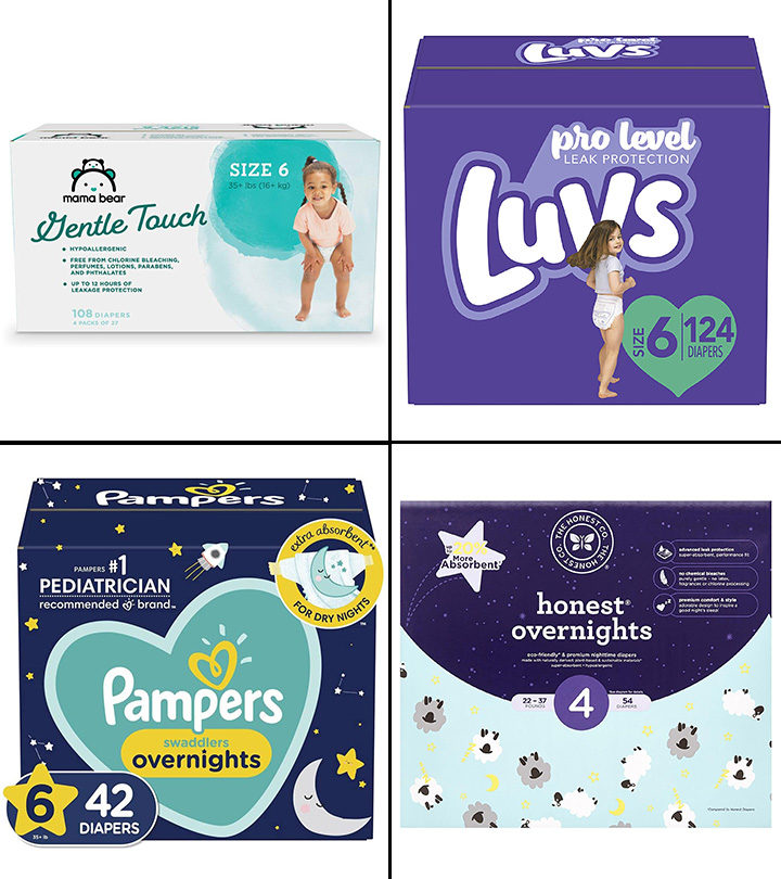 10 Best Diapers For Toddlers In 2021