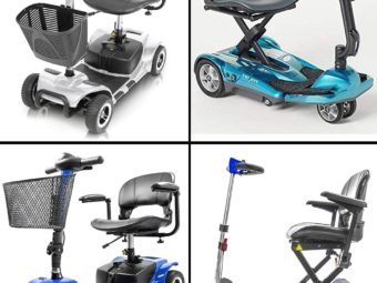 10 Best Folding Mobility Scooters In 2021