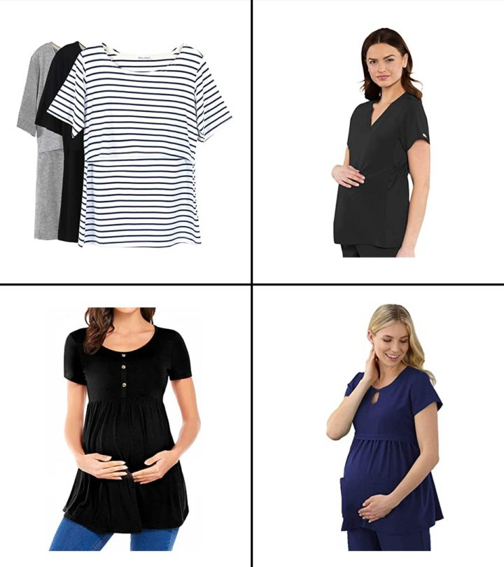 10 Best Maternity Tops To Buy In 2021-1