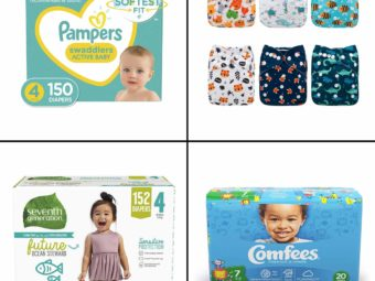 11 Best Diapers For Chunky Babies In 2021