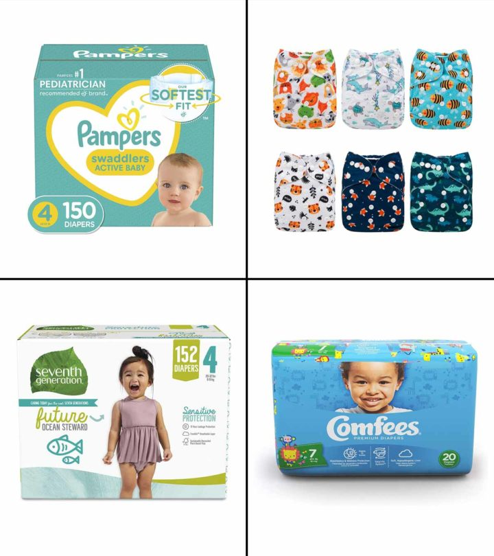 11 Best Diapers For Chunky Babies In 2021-1
