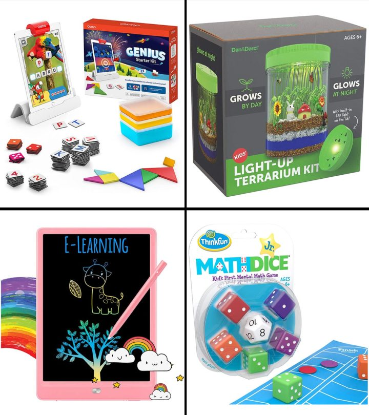 11 Best Educational Toys For 7-Year-Olds In 2021