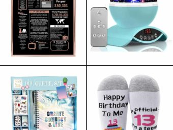 11 Best Gifts For 13-Year-Old Girls In 2021