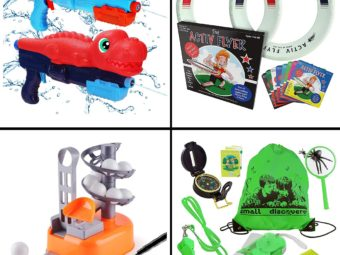 11 Best Outdoor Toys For Five-Year-Olds In 2021