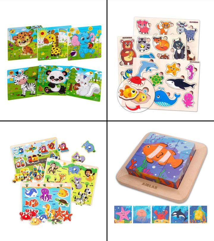 11 Best Puzzles For Toddlers In 2021