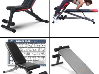 11 Best Sit-Up Benches For Abs In 2021