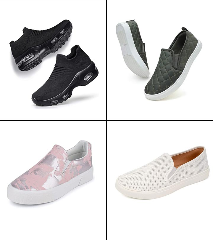 11 Best Slip-On Shoes For Women In 2021