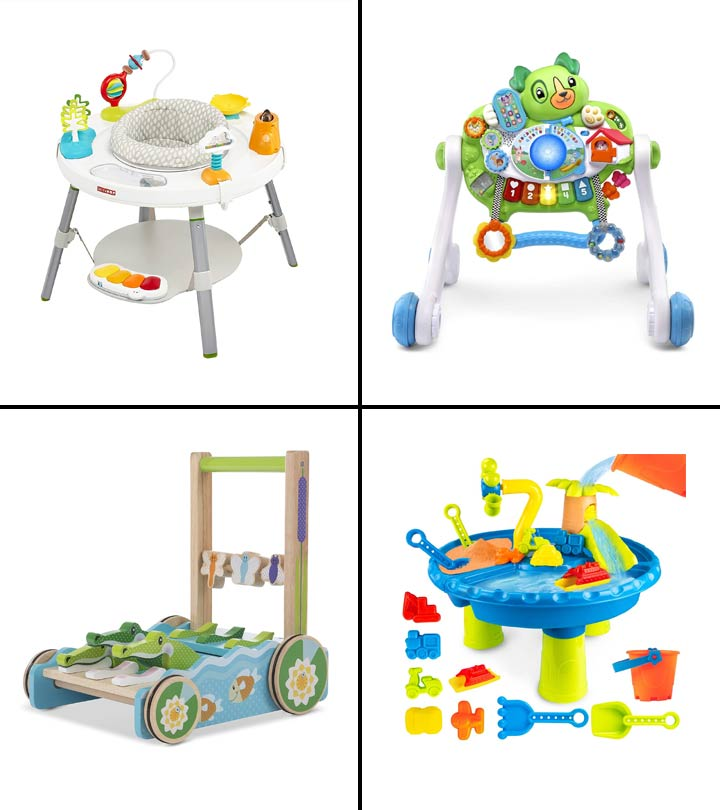 11 Best Standing Toys For Babies In 2021