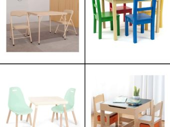 11 Best Toddler Tables And Chairs In 2021