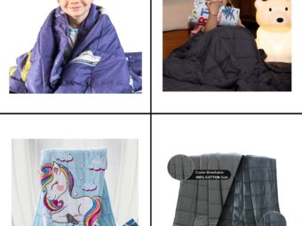 11 Best Weighted Blankets For Kids In 2021
