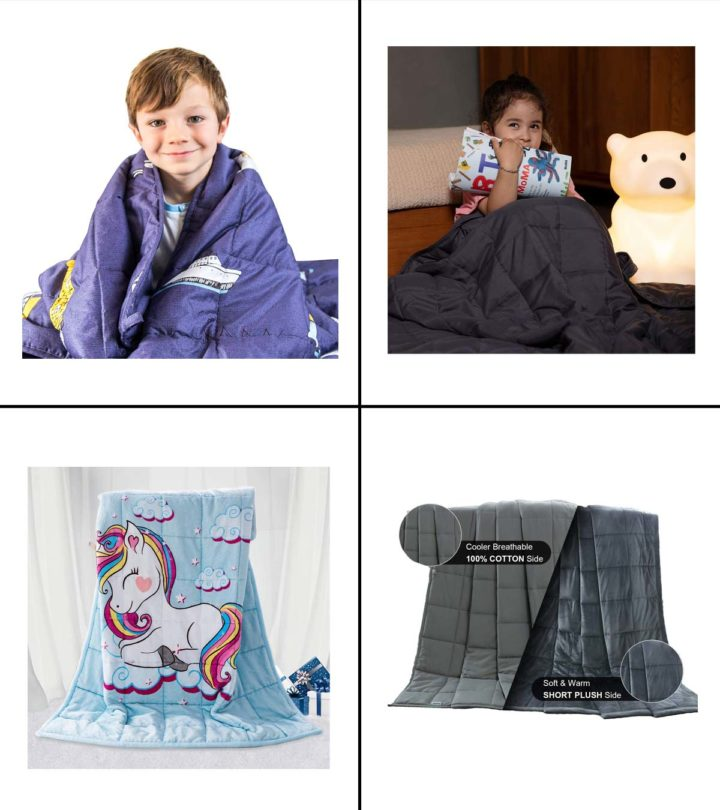 11 Best Weighted Blankets For Kids In 2021-1