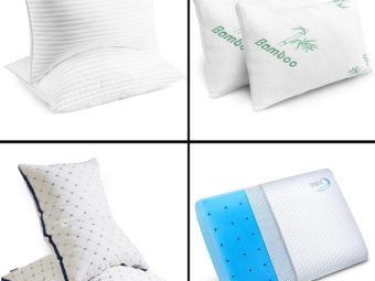 13 Best Cooling Pillows For A Comfortable Sleep, In 2021