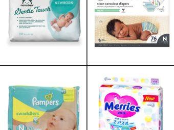 13 Best Diapers For Newborns In 2021