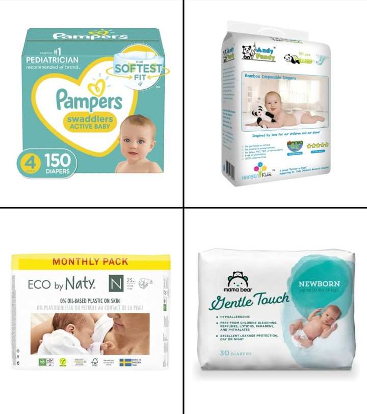 13 Best Eco-Friendly Diapers Of 2021-1