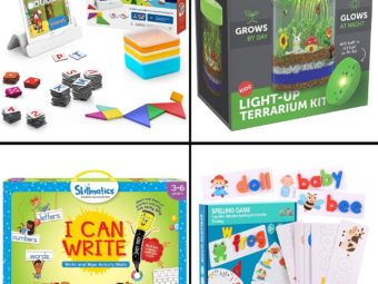 13 Best Educational Toys For Six-Year-Olds In 2021