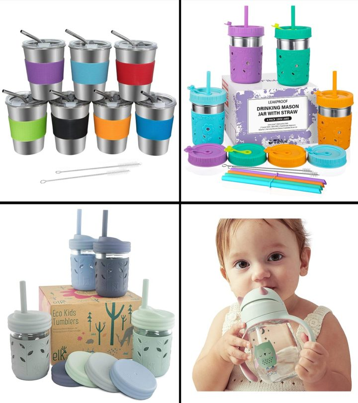 13 Best Straw Sippy Cups In 2021