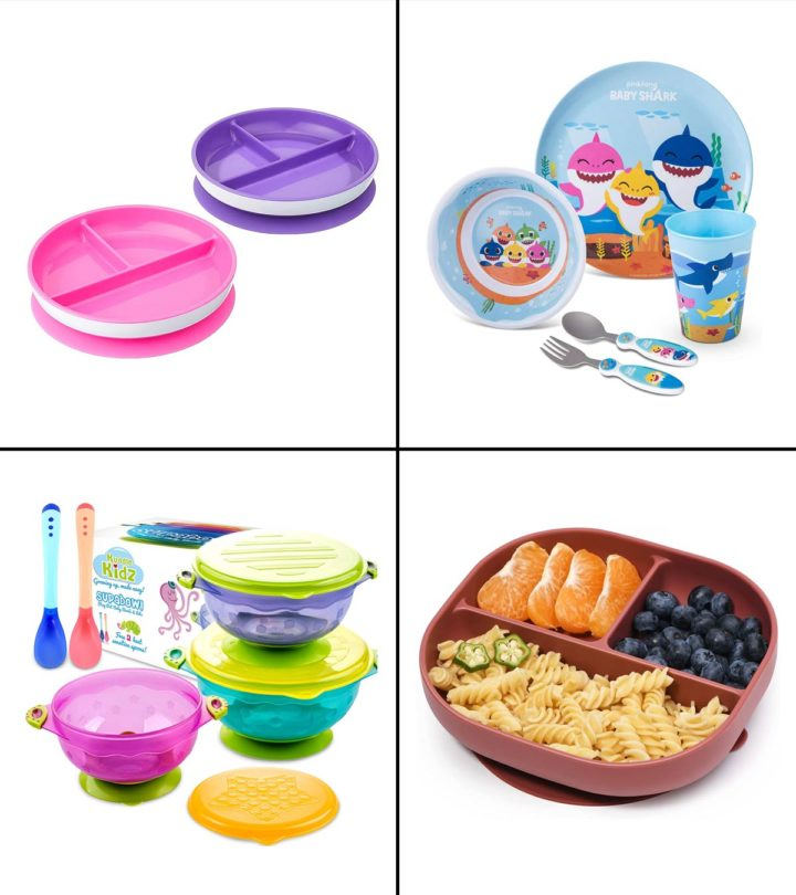 15 Best Baby Bowls And Plates In 2021-1