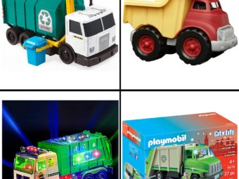 15 Best Garbage Truck Toys For Kids In 2021