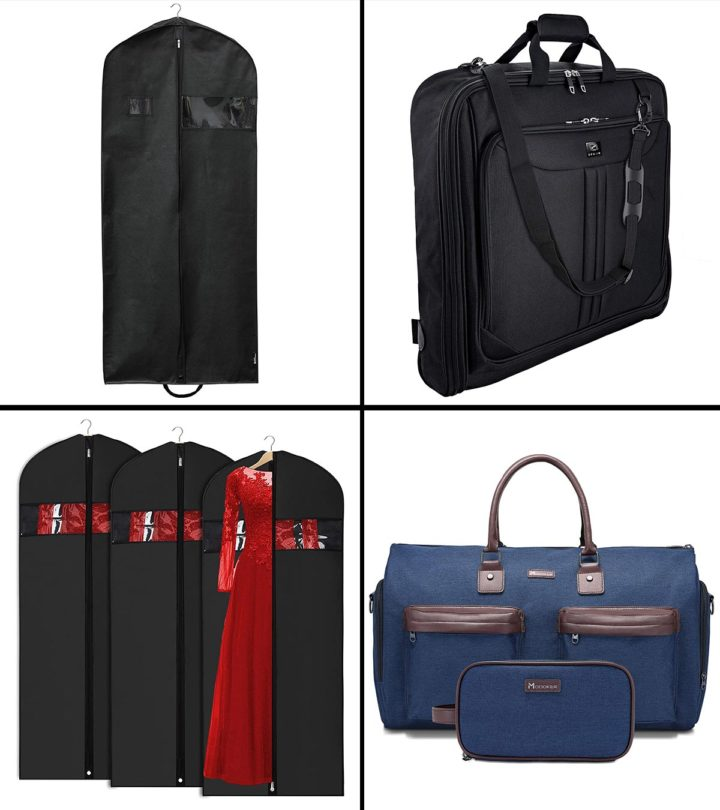 15 Best Garment Bags For Travel In 2021