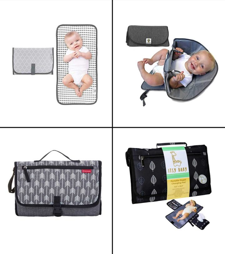 15 Best Portable Changing Pads In 2021-1