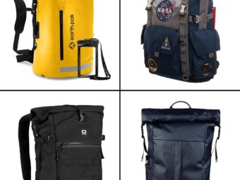 15 Best Rolltop Backpacks For Outdoors In 2021