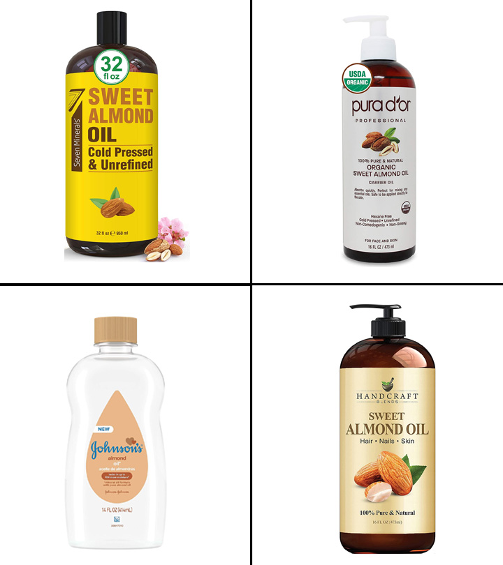 Best Almond Oils For Baby Massage