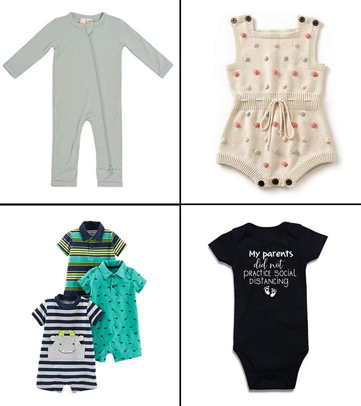 Best Baby Rompers In 2021