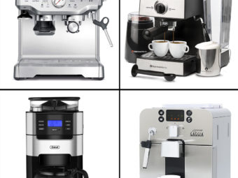 15 Best Bean-To-Cup Coffee Machines To Buy Online In 2021
