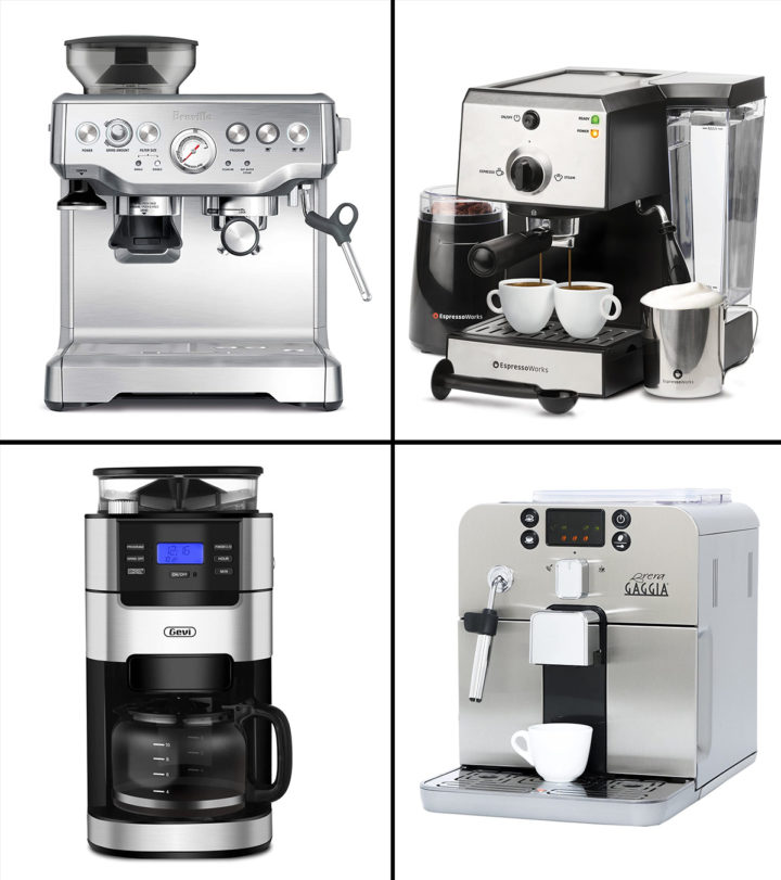 Best Bean-To-Cup Coffee Machines