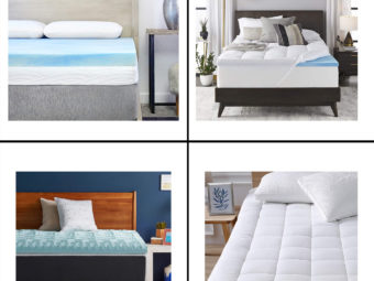 13 Best Cooling Mattress Toppers In 2021