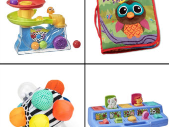 11 Best Development Toys For Nine-Month-Olds In 2021