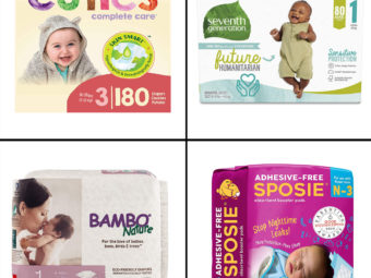 10 Best Diapers For Sensitive Skin To Buy In 2021